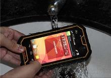 "ORIGINAL Runbo X6 VHF/UHF Walkie Talkie Smartphone IP67 Waterproof 4G LTE 5.0"" Coning 2GB RAM/16GB 13.0MP NFC 4200mAh(China (Mainland))"
