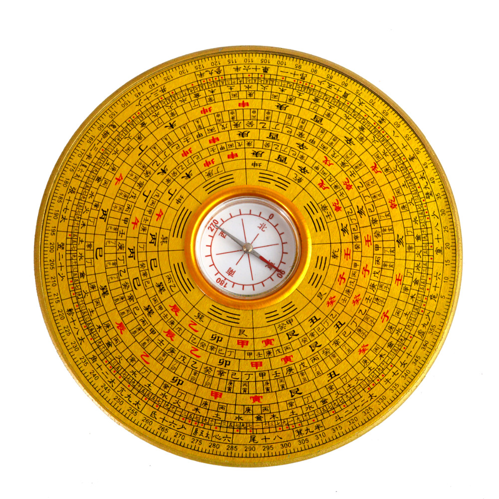 Compra feng shui compass online al por mayor de china - Brujula feng shui ...