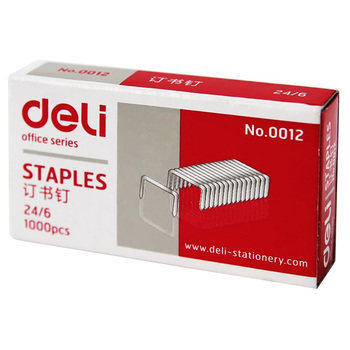 deli 0012 staple normal staple(China (Mainland))