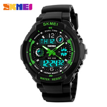 Buy SKMEI 0931 Men Sports Watches Digital LED Quartz Military Wristwatches rubber strap 2017 s shock Luxury Brand relogio masculino for $9.30 in AliExpress store