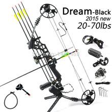 Hunting bow&arrow set, Super Aluminium alloy handle, bow and arrow, archery set,compound bow