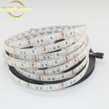 100m Low price Led Tape Flexible RGB White LED Light Strip 5050 SMD 60leds waterproof 300 LEDs 60leds/Meter free shipping by dhl(China (Mainland))