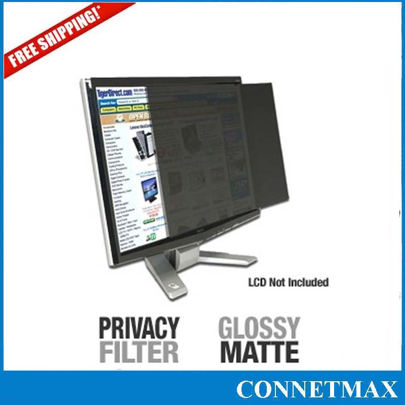 """21.5"""" Widescreen (Aspect Ratio 16:9) Privacy Screen Filter for Widescreen Computer Display,Free Shipping(China (Mainland))"""