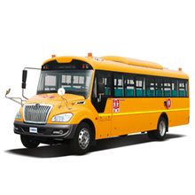 1:30 Alloy model car Model defense really strong back of the school bus door sound and light(China (Mainland))