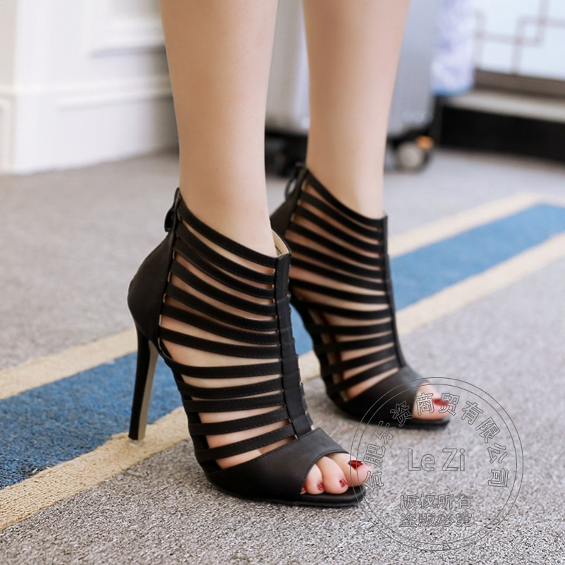 Popular Neutral Strappy Heels Shoe-Buy Cheap Neutral Strappy Heels ...