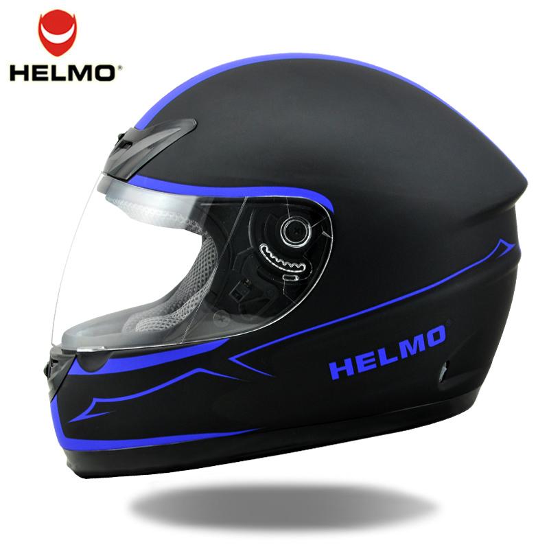 2016 NEW 100% Genuine HELMO men full face motorbike helmets motorcycle winter helmet women Moto Casco Capacete(China (Mainland))