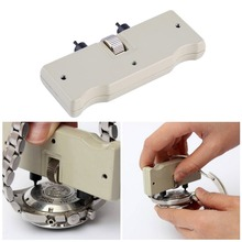 Watch Back Case Opener Screw Wrench Repair Tool Kit Cover Remover Adjustablehot!(China (Mainland))