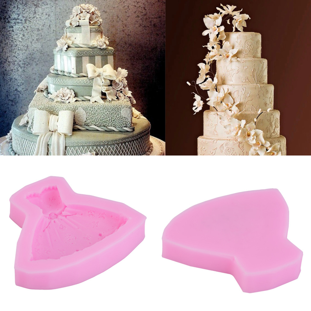 Wedding Cake Decoration Molds : 96+ [ Wedding Cake Chocolate Mold ] - Wholesale Cake Tools ...