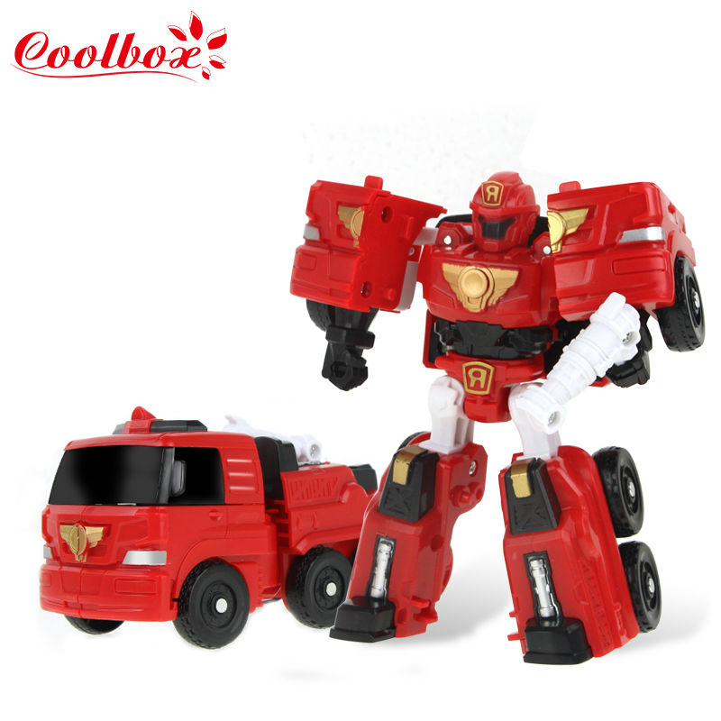 8styles Transformation Robot Car Korea Cartoon TOBOT Car/ Deformation Robot Tobot Brothers Anime Toys Children Vehicle Toys Gift(China (Mainland))
