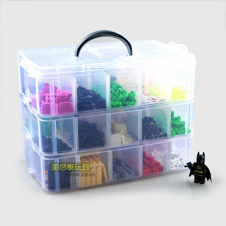 Big Minifigure Creative Bricks Baseplate Building Blocks Super Heroes Avengers Minifigures Display Box/Display Case/Storage Box(China (Mainland))