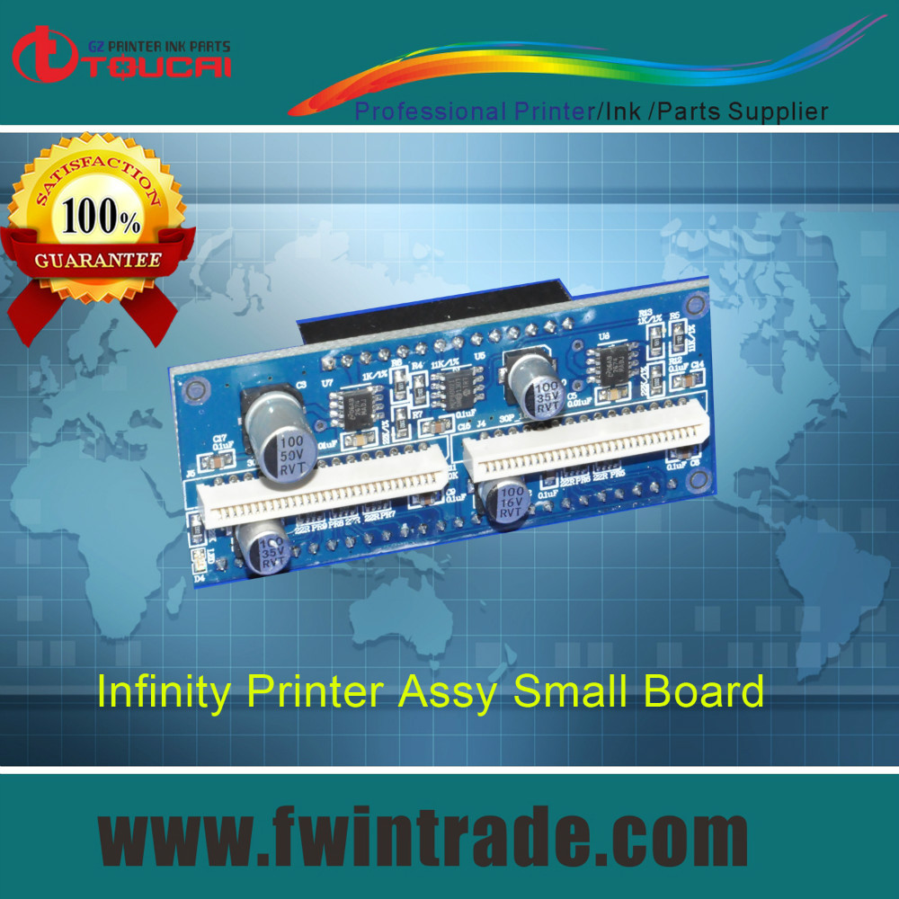 FY3208/FY3206 Spare parts Infinity Printer Assy Small Board(China (Mainland))