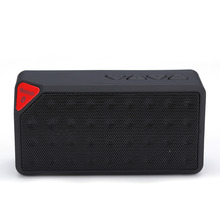 MINI Bluetooth Speaker X3 Jambox Style TF USB FM  Wireless Portable Music Sound Box Subwoofer Loudspeakers with Mic Caixa de som