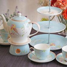 Coffee set bone china ceramic fashion coffee cup set d Angleterre tea set wedding gifts