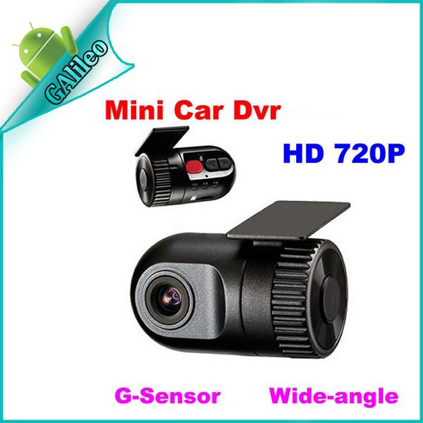 Mini Car DVR HD 720P 12 pieces IR LED C600 Car Vehicle Video Camera Support Russia G-sensor Cycle Recording