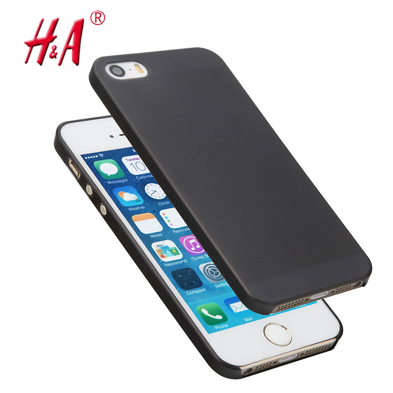 0.3mm Ultra thin matte Case cover skin for iPhone 5 5S Translucent slim Soft plastic Free Shipping Cellphone Phone case(China (Mainland))