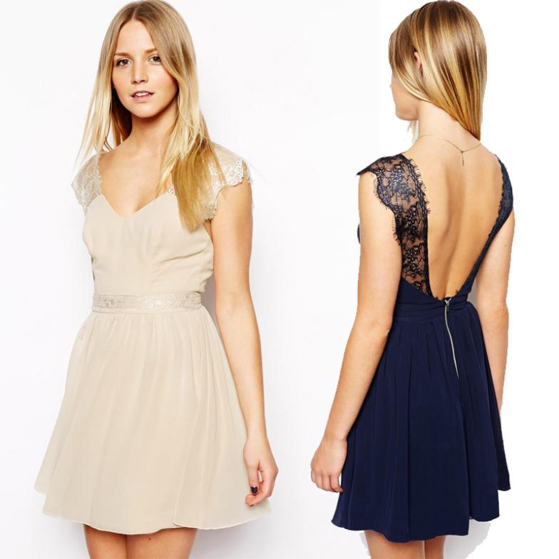 CASUAL HOMECOMING DRESSES - Omenas Benen