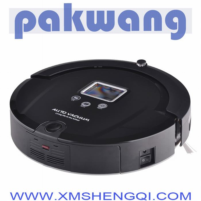 For Russia  Low Noise Large Battery  Wet and Dry Robotic Vacuum Cleaner,robotic cleaner