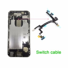 Buy 1pcs Original Proximity Light Sensor Power Button Switch Flex Cable Repair Parts Replacement iPhone 5 5G for $1.41 in AliExpress store