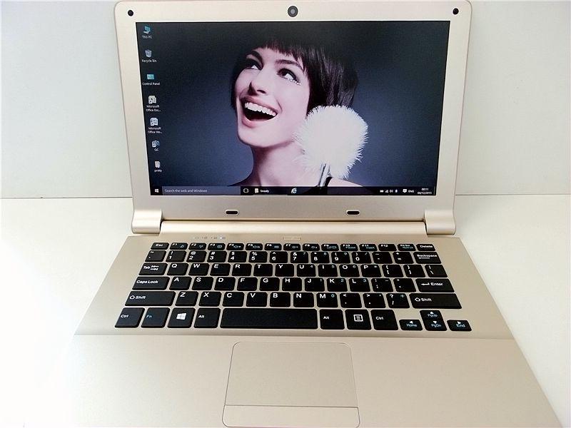 11.6 inch ultra laptop In-tel Atom Z3735F Quad Core 1.33Ghz N3735F 2GB RAM 32GB SSD 2*USB2.0+TF card reader+HDMI+WIFI+Webcam(China (Mainland))