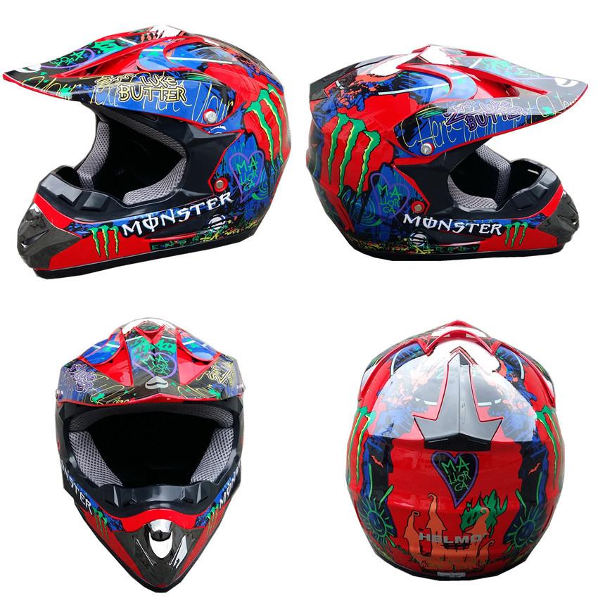Ghost full helmet new 2016 Motorcycle protective gears Motocross Helmet Off Road Moto racing riding Helmets Casque Kask Gear