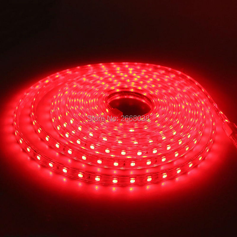 LED strip light 220V