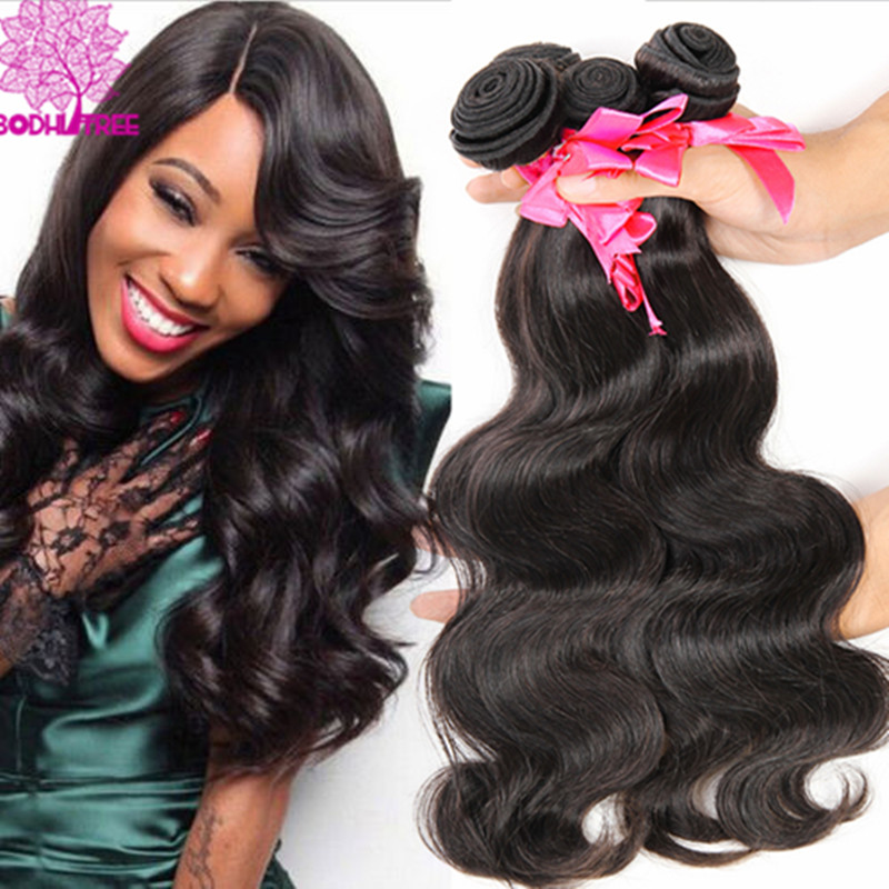 3 Bundles Indian Body Wave TOP SALE 7A Virgin Hair 100% Human Hair Extensions Indian Virgin Hair Body Wave Rosa Hair Products(China (Mainland))