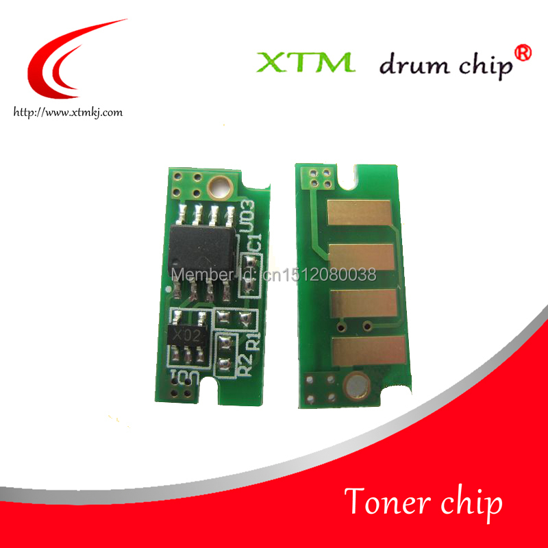 40PCS toner chips CT202264 to CT202267 for Xerox CP115 color chip(China (Mainland))