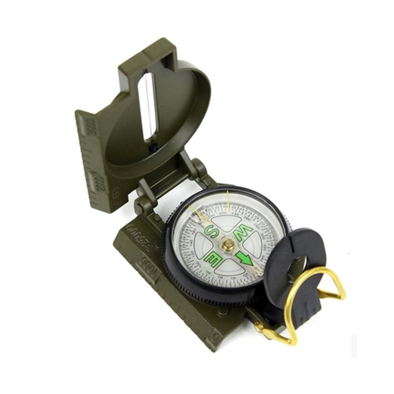 ROLRISS Compass Multifunctional Metal Compass Lens Outdoor Survival Equipment Equipamento Militar Handheld Gps Compass