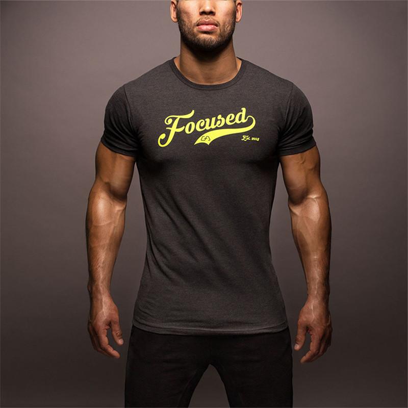 Male Bodybuilding Shark Gymshark Tshirt Bodybuilding Sport Tee Shirts Breathable Running Fitness T-Shirt Gym Muscle Shirt(China (Mainland))