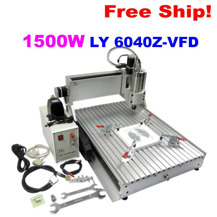cnc machine hobby