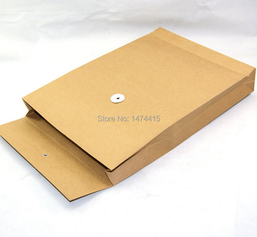 Brown Kraft Paper Envelope