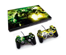 Coolskin Stickers For PS2 Controller + Game Decal Skin Stickers For Playstation 2 Console PS2-0048