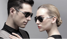 Aluminum Magnesium Aviator Sunglasses Polarized Lens Men Sun Glasses Male Driving Fishing Outdoor Eyewears Accessories 6695