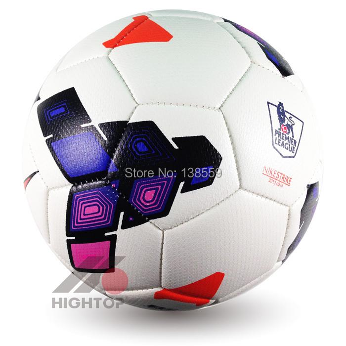 Football English Premier League Soccer Ball Brand New Official Size 5 Football Match Ball High Quality Replica Ball(China (Mainland))