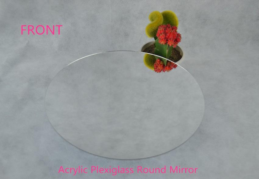 1 THZ Acrylic Pleixglass Round Mirror (3)