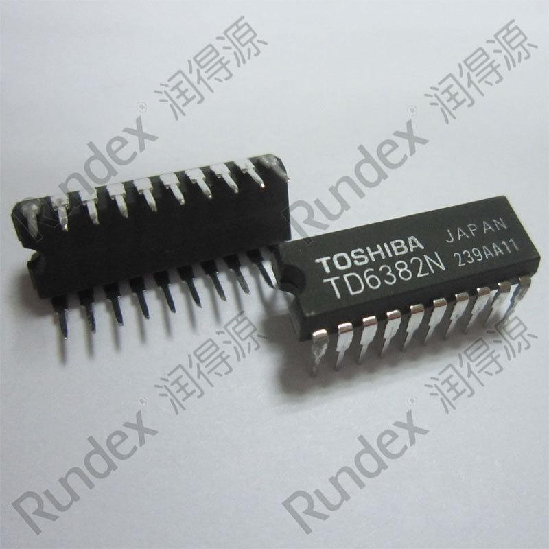 TD6382N TD6382 / cable TV frequency synthesizer circuit(China (Mainland))
