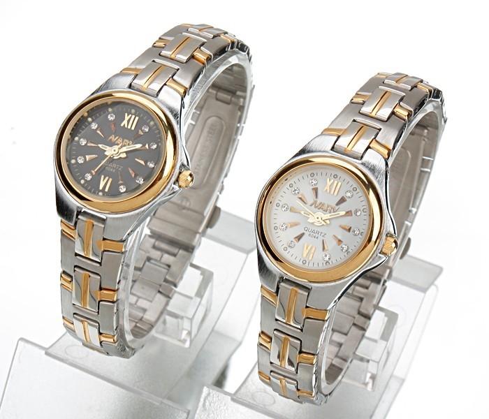NARY Люксовый Бренд Человек Случайный Часы мужские Кварцевые Золотые часы мужские полное стальные часы Женский Золотой С Серебряный Наручные Часы женщины