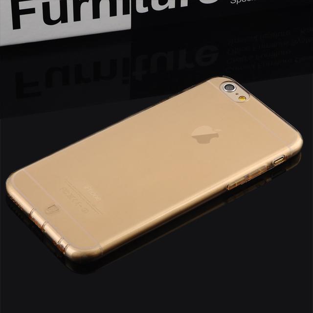 Case iPhone 6/6S ultra cienkie różne kolory