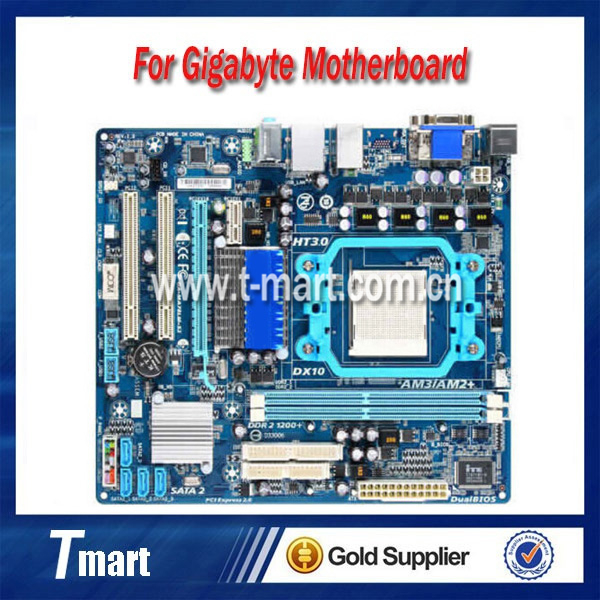 100% working Desktop motherboard for Gigabyte GA-MA78LM-S2 System Board fully tested