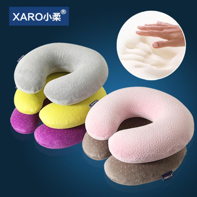 U shaped Memory Foam Pillow Health Care Occipital Cervical ...