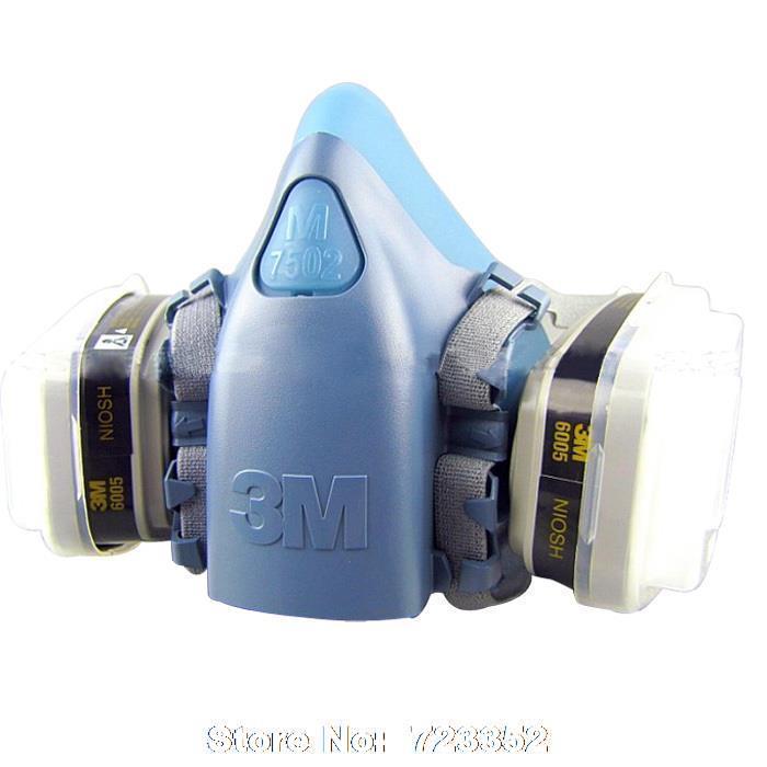 Фотография 7502 6005 painted formaldehyde gas mask protective masks