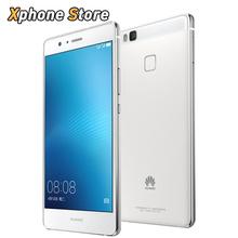 4G LTE Original Huawei G9 VNS-AL00 16GB ROM 3GB RAM 5.2'' Smartphone EMUI 4.1 Octa Core Dual SIM 13MP Google Play Mobile Phone(China (Mainland))