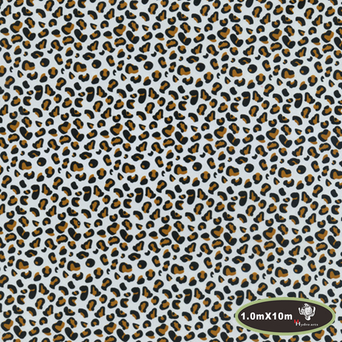 NO.HTMA121-1,Width 1M,leopard fur animal skin hydrographics film,hydro Water Transfer Printing Film,Aqua Print dipping(China (Mainland))