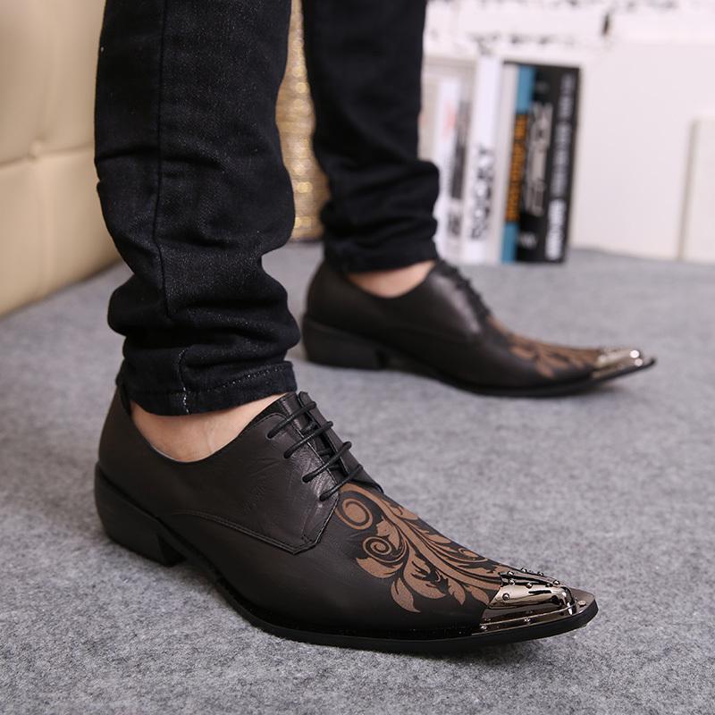 Zapatos formales para hombre vintage