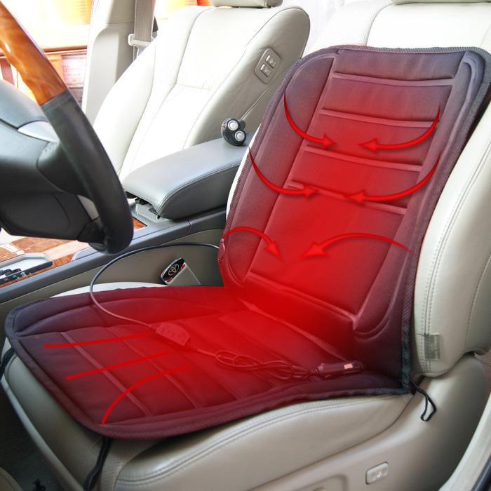 car heated seat cushion 12v heated car cushion single seat cushion heated pad winter car. Black Bedroom Furniture Sets. Home Design Ideas