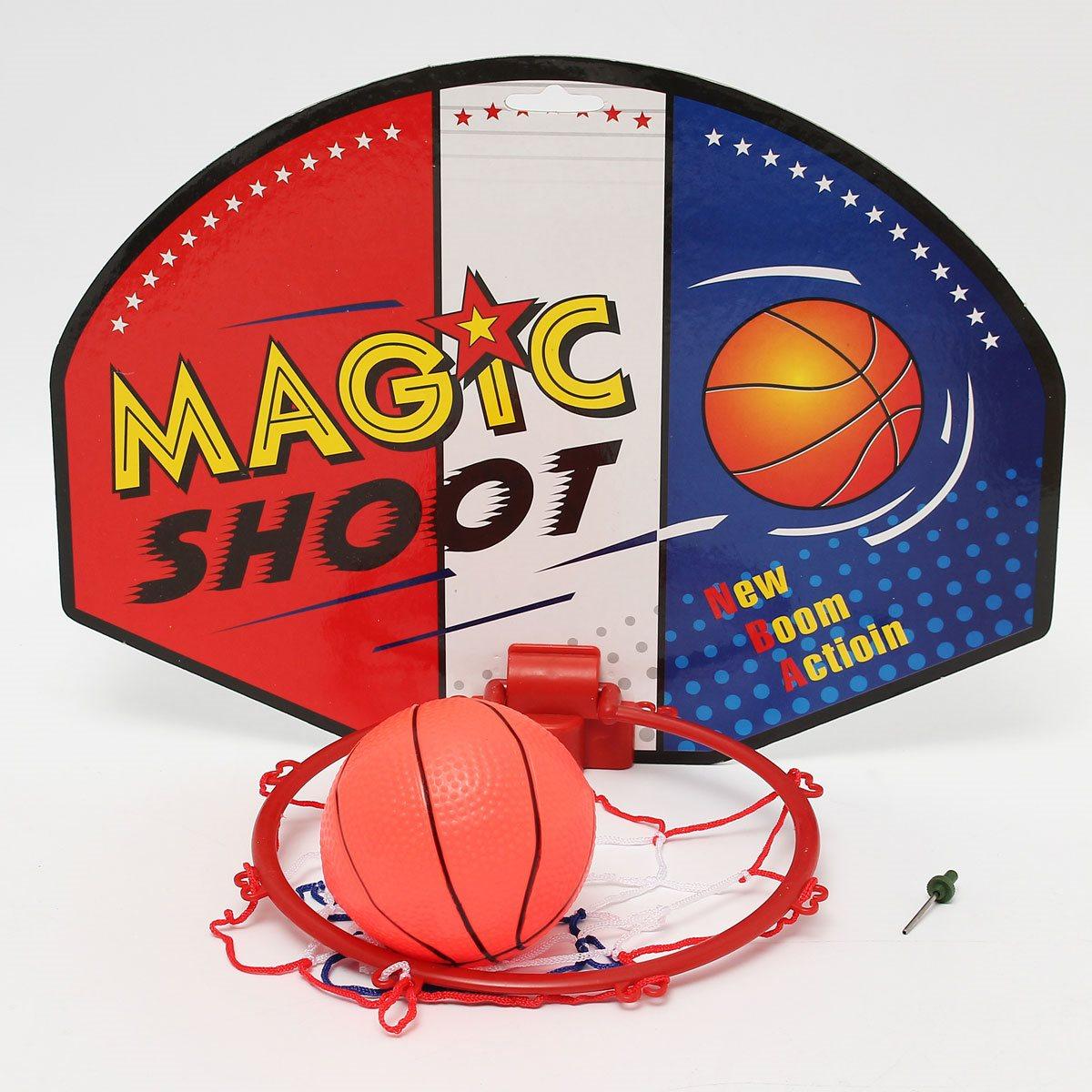 Everywhere Style Portable safety Twitfish Mini Basketball Fan Set Basket Ball Hoop Sport Game universal for NBA Lover All Ages(China (Mainland))