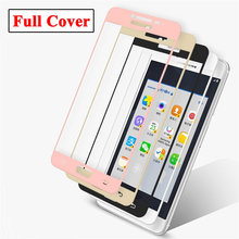 Buy C5 C7 Screen Protector 9H Hardness Full Cover Tempered Glass Protective Film Samsung Galaxy C5 C7 Explosion proof glass Film for $1.69 in AliExpress store