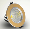 1pcs  COB Led Downlight 3W 6W Dimmable Recessed  Ceiling Bedroom downlight  LED  light  White/ warm white led lamp epistar