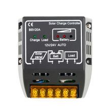 20A 12V/24V Solar Panel Charge Controller Battery Regulator Safe Protection Wholesale(China (Mainland))