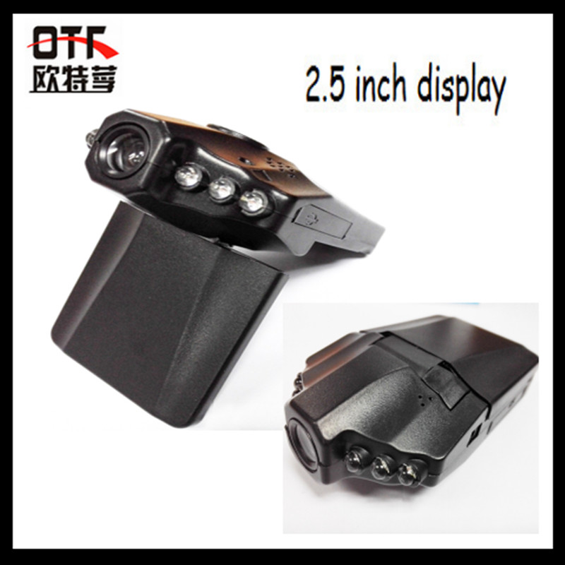 UTC Hot selling 2.5 inch Car Camera Full HD 1080P Car dash Recorder Night Vision Mini car Dash Cam 100 degree wide angle(China (Mainland))